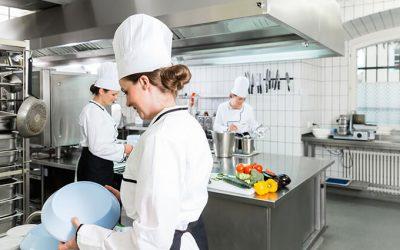 Vetranie a odsávanie kuchýň v reštauráciách a fastfoodoch